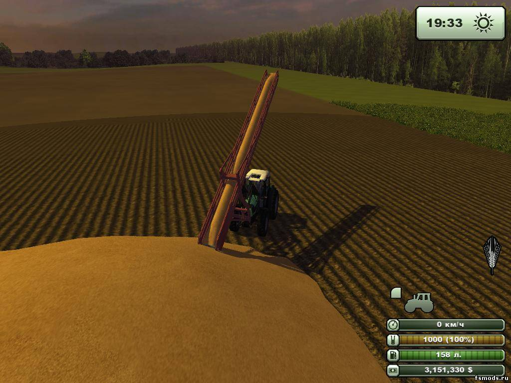 Скачать Telehandler Conveyor для Farming Simulator 2013