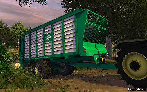 Tebbe ST 450 для Farming Simulator 2013