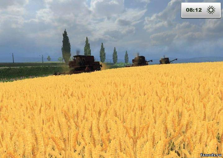 Самара - Волга для Farming Simulator 2013