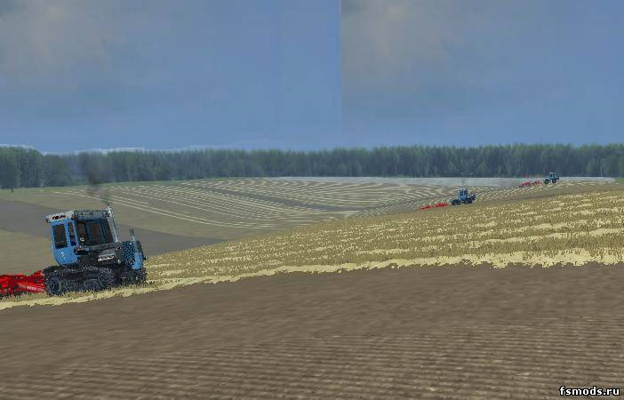 Украина для Farming Simulator 2013