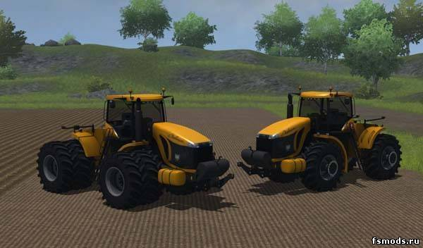 CAT Challenger MT 95... для Farming Simulator 2013