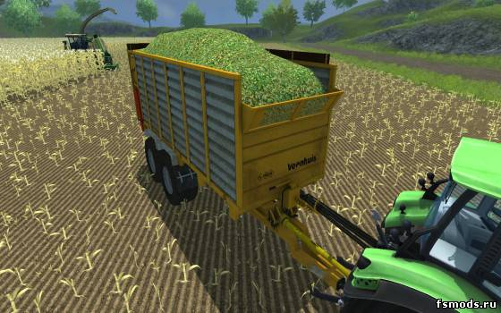 Veenhuis W 400 для Farming Simulator 2013