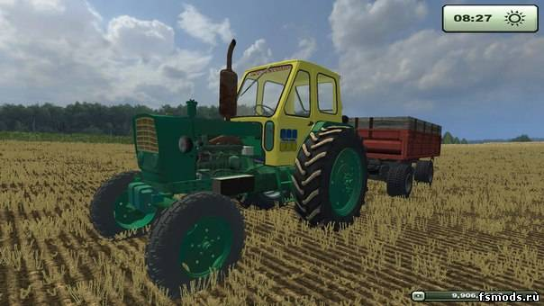 UMZ 6L для Farming Simulator 2013
