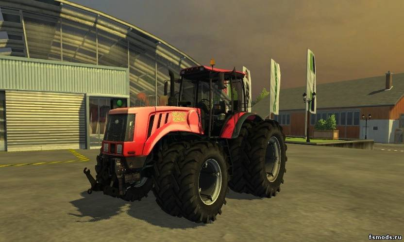 Belarus 3022DC для Farming Simulator 2013