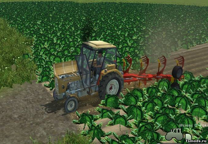 URSUS C 360 для Farming Simulator 2013