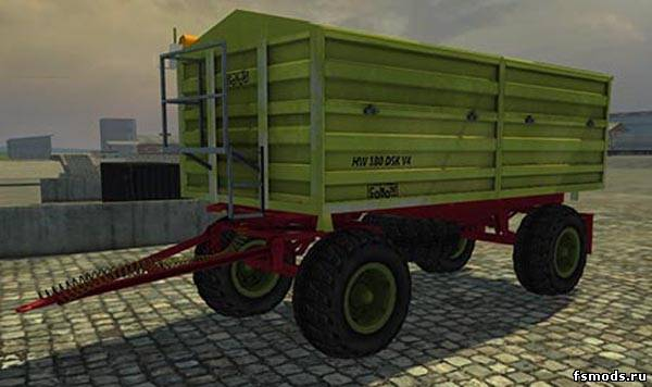 Conow HW 180 DSK 4 для Farming Simulator 2013