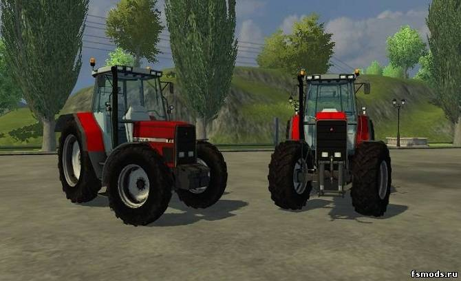MF8110 и MF8140 для Farming Simulator 2013