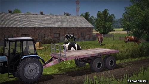 PRT Bales для Farming Simulator 2013