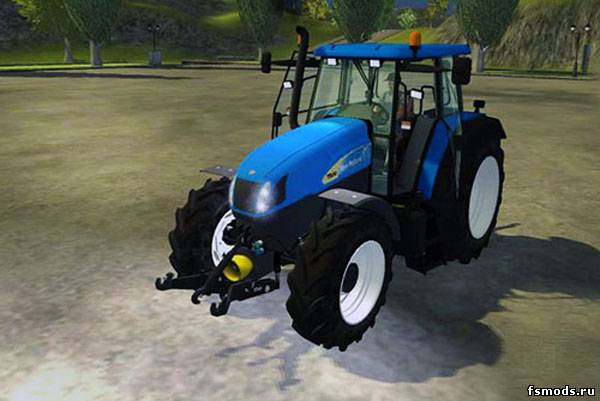 New Holland T5050 для Farming Simulator 2013