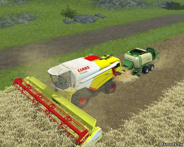 Tucano 440 PRO ATTAC... для Farming Simulator 2013