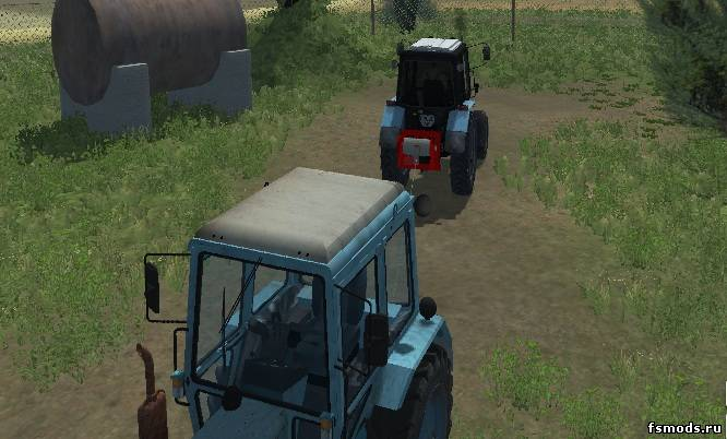 Лебедка для Farming Simulator 2013