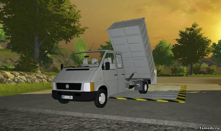 VW LT45 для Farming Simulator 2013