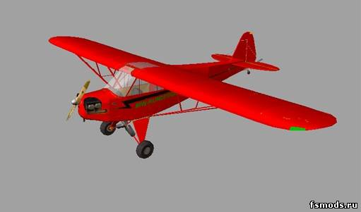Скачать Avia Piper J3 Cub для Farming Simulator 2013
