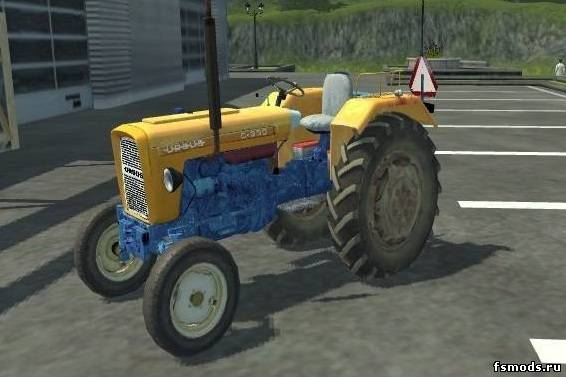 Ursus c330m для Farming Simulator 2013