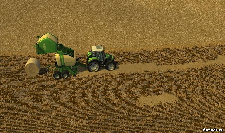 Скачать Bale Counter для Farming Simulator 2013