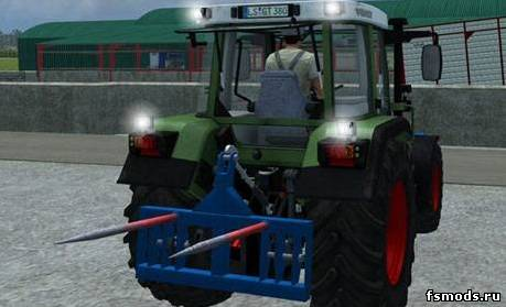Шипы для тюков для Farming Simulator 2013