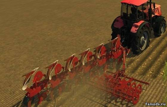 KVERNELAND 6 для Farming Simulator 2013