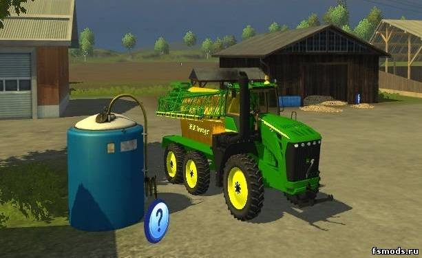 JOHN DEERE 9530 SPRA... для Farming Simulator 2013
