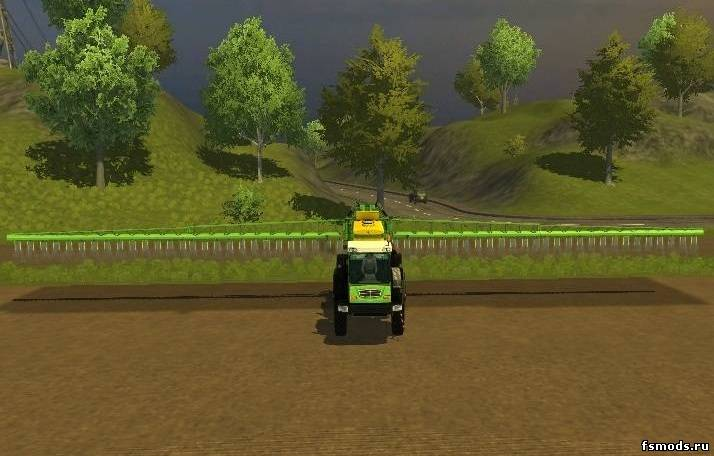 DAMMANN PROFI для Farming Simulator 2013