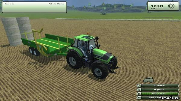 Sipma Dromader для Farming Simulator 2013