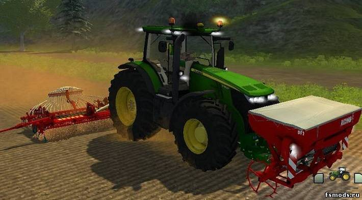 Kverneland NGS 601 F... для Farming Simulator 2013
