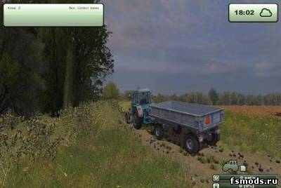 ПТС 6 для Farming Simulator 2013