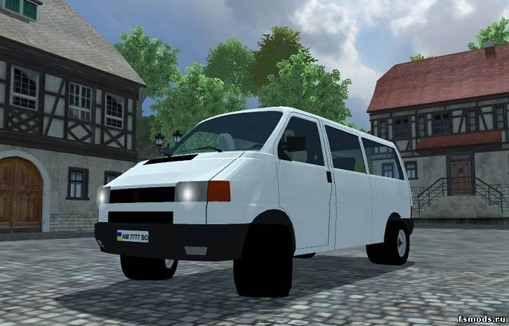 Volkswagen T4 для Farming Simulator 2013