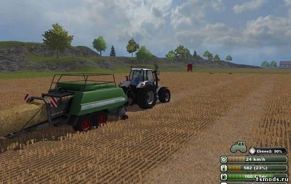 Fendt 1290 для Farming Simulator 2013
