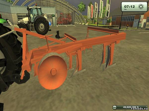ПЛН3 35 борона для Farming Simulator 2013