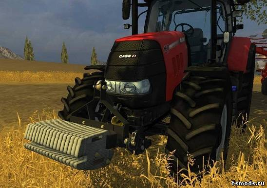 Скачать Weight 850кг для Farming Simulator 2013