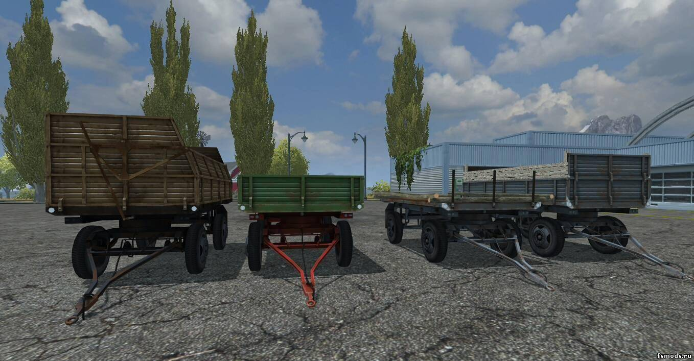 MBP Pack для Farming Simulator 2013