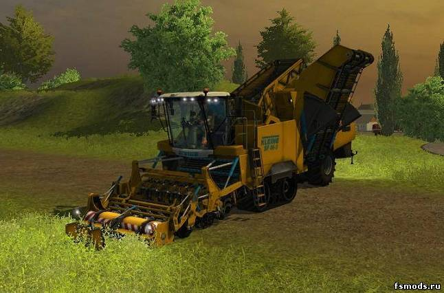 Скачать Kleine SF06-5 для Farming Simulator 2013