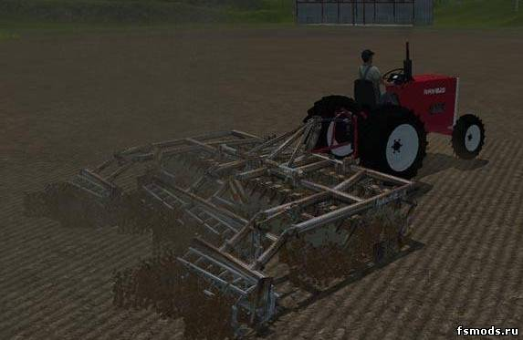 Alte Egge для Farming Simulator 2013