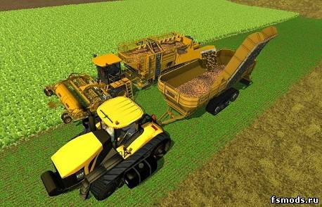 Скачать Ropa BigBear для Farming Simulator 2013