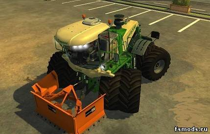 Скачать Krone BigSSM v3.0 для Farming Simulator 2013