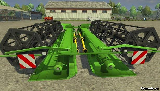 Folding Cutting 7545RTS для Farming Simulator 2013