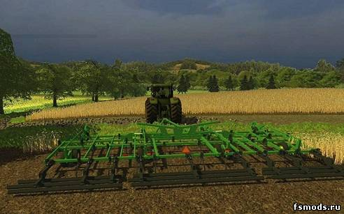 Скачать John Deere 2410 Chisel Plow для Farming Simulator 2013
