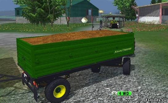 Скачать John Deere AP для Farming Simulator 2013