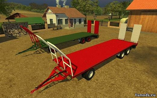 Скачать Randazzo Platform PA97I для Farming Simulator 2013