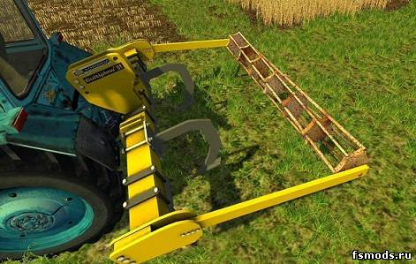 Скачать Agrisem Cultipow 51 для Farming Simulator 2013
