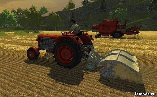Почвофреза для Farming Simulator 2013