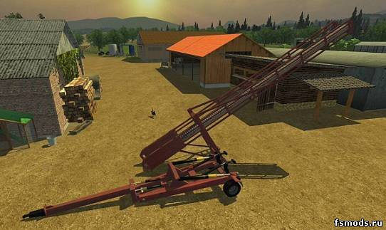 Скачать Conveyor Belt Pack v2.3 для Farming Simulator 2013