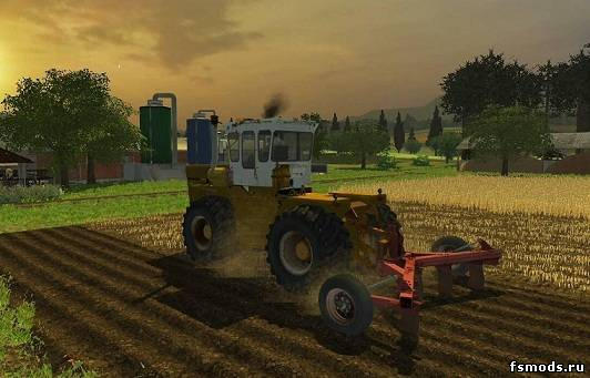 Скачать Raba Talajlazito для Farming Simulator 2013