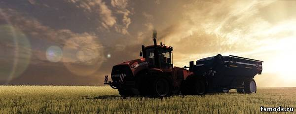 Казахстан v 0.9 для Farming Simulator 2013