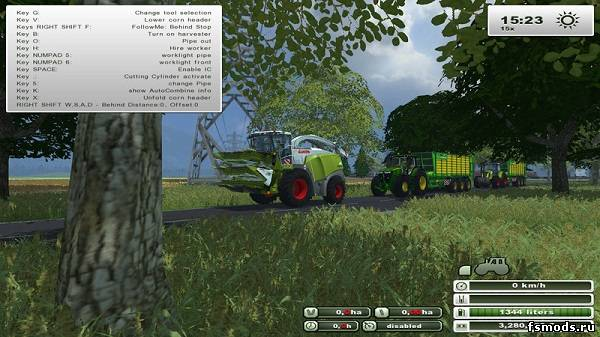 Скачать Holland Farm v 4.0 для Farming Simulator 2013