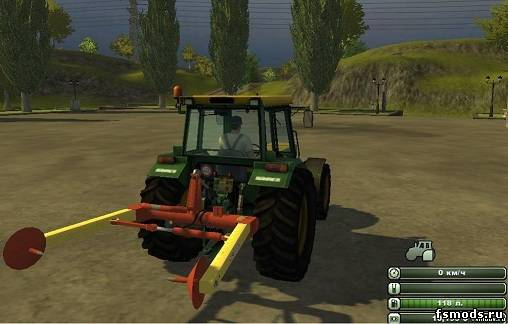 Скачать Sipma Rozmaryn для Farming Simulator 2013