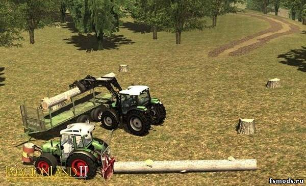 Скачать Imagion Land v 2.0 для Farming Simulator 2013