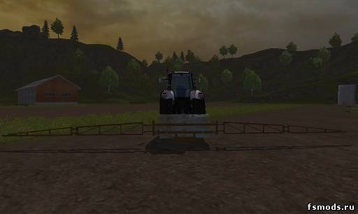 Скачать Manure Sprayer для Farming Simulator 2013