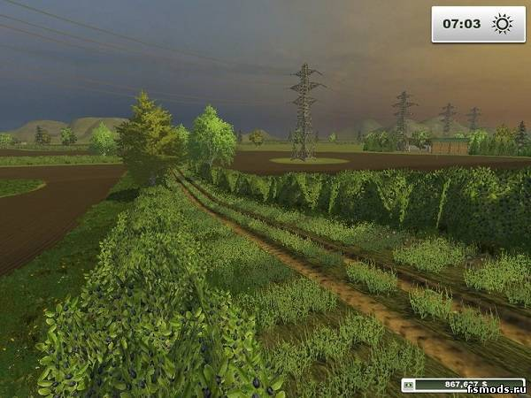 Скачать Oldbrook v 2.0 для Farming Simulator 2013