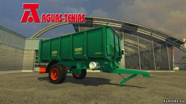 Aguas Tenias 1 Axis 10T для Farming Simulator 2013
